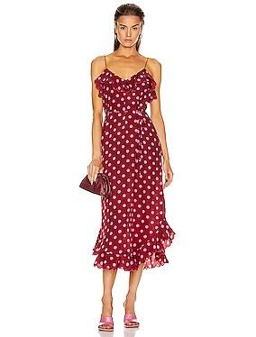 Scallop Tank Dress