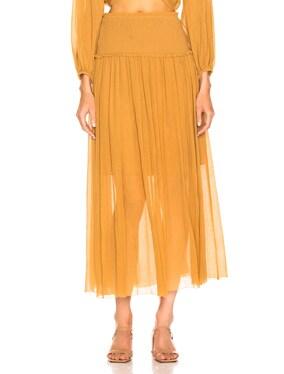 Wayfarer Crinkle Skirt