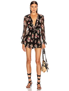 Honour Floating Playsuit
