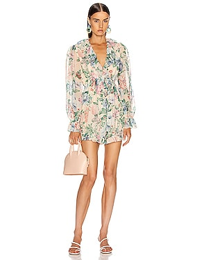 Verity Floating Playsuit