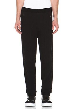 Ottoman Detail Slim Fit Lounge Pant