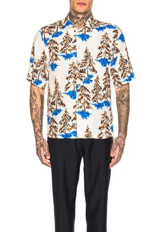 Simon Pine Flu Shirt
