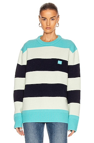Nimah Block Stripe Sweater