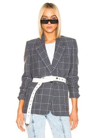 Jana Check Suit Jacket