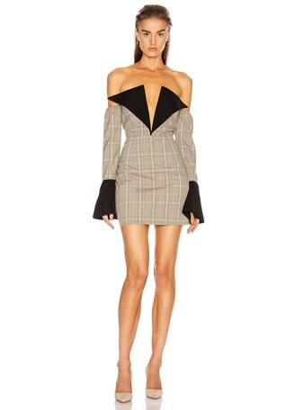 Sharp Edges Dress