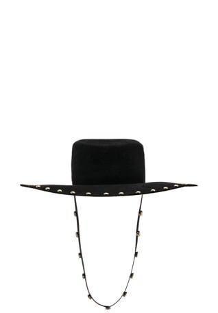 Embellished Western Hat