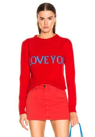I Love You Sweater