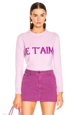 Je Taime Sweater