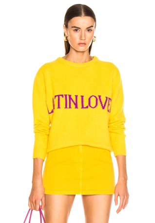 Latin Lover Sweater