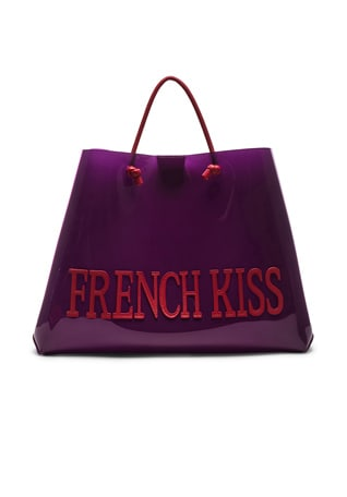 French Kiss Large Tote