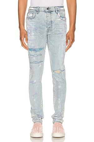 Painter Tie Dye Patch Jean