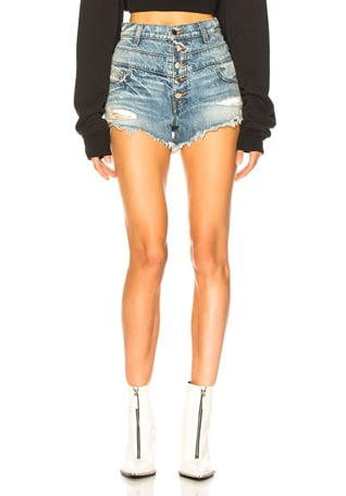Double Waisted Short