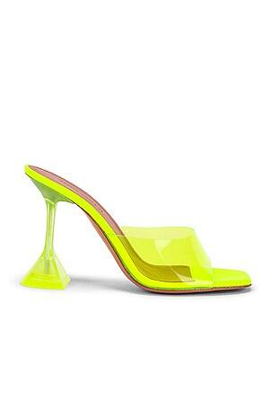 Lupita Glass Sandal