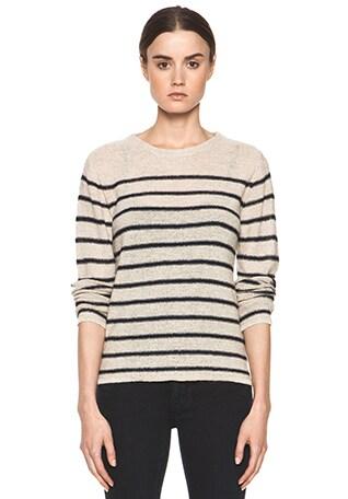Marine Stripe Sweater