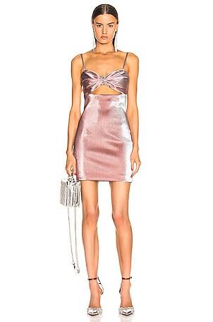 Bra Lame Dress