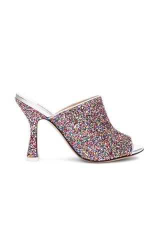 Glitter Pamela Mules