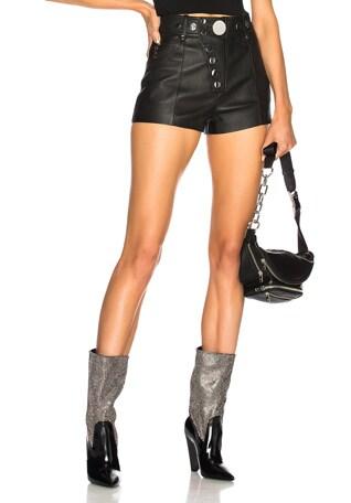 High Waisted Mini Shorts