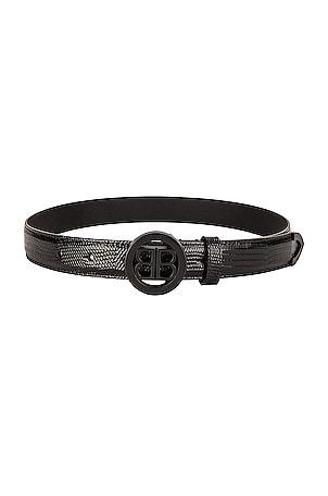 Circled BB Belt