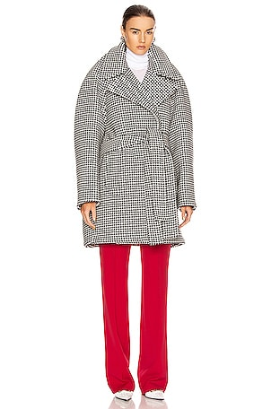Pinched Wrap Jacket
