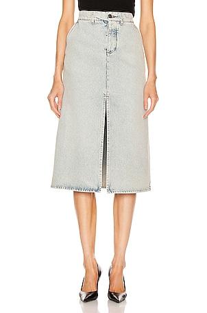 Pleat Skirt