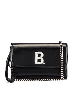 B Continental Chain Bag