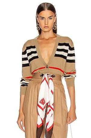 Scioto Stripe Cardigan