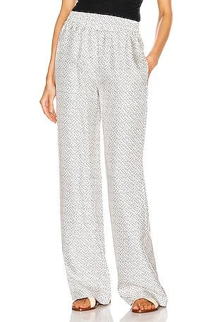 Monogram Pajama Pant