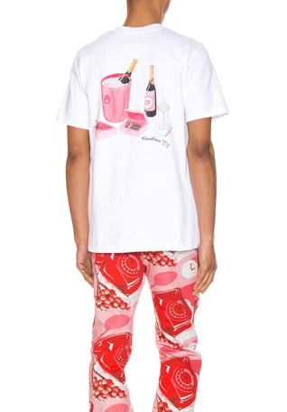 Champagne and Cigares Tee