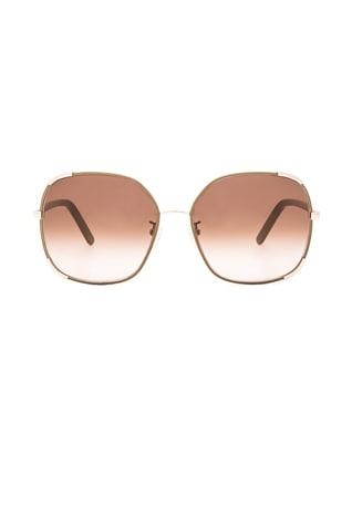 Square Nerine Sunglasses