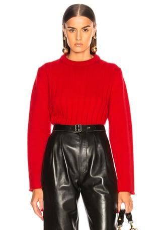 Iconic Cashmere Crewneck Sweater