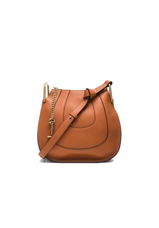 Small Hayley Leather Hobo