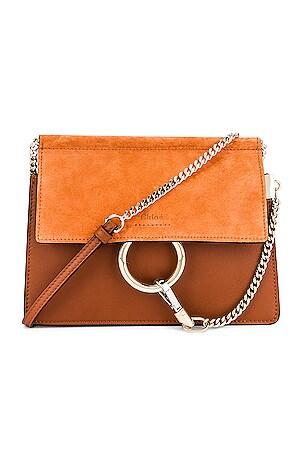 Mini Faye Shoulder Bag