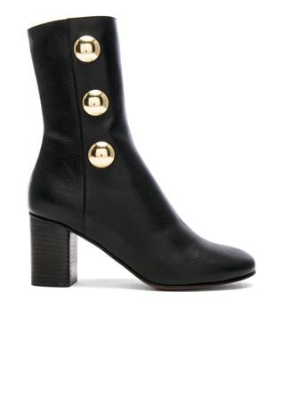 Leather Orlando Boots