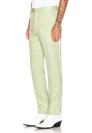 Wool Twill Uniform Pant