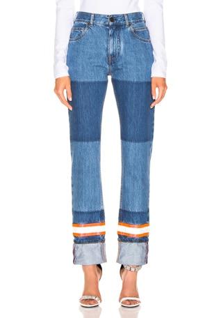 Mixed Jean