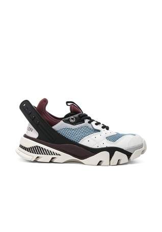 Leather Carla Sneakers