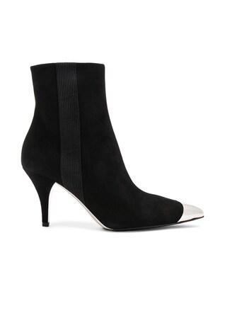 Suede Rocio Stiletto Boots