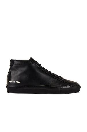 Original Leather Achilles Mid