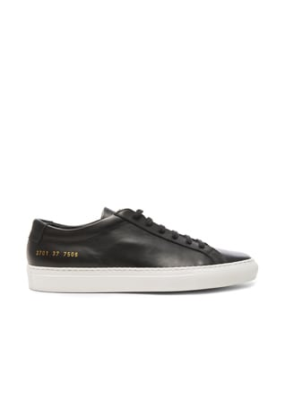 Leather Original Achilles Low