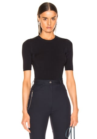 Shadow Cropped Tee