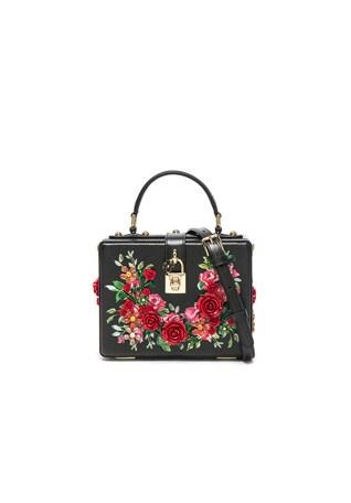Studded Soft Bag