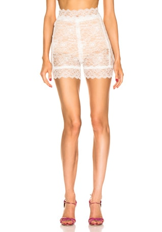 Lace Bike Short
