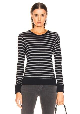 Cashmere Easy Sweatshirt