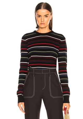 Shirley Stripe Sweater