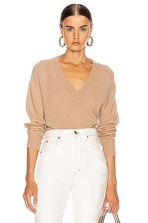 Madalene V Neck Sweater