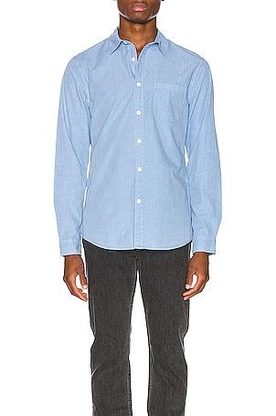 Single Pocket Long Sleeve Shirt