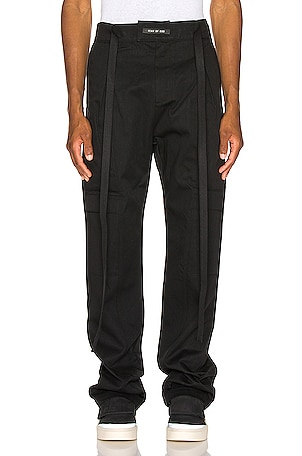 Baggy Cargo Trousers