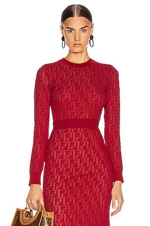 Long Sleeve FF Sweater