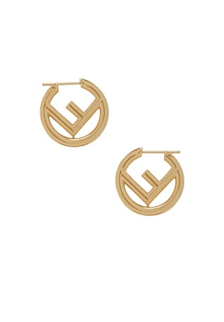 FF Mismatched Hoop Earrings