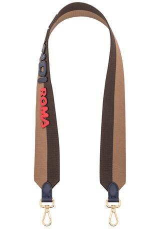 x FILA Ribbon Logo Bag Strap